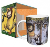 Where the Wild Things Are Max Hanging from a Tree (Maurice Sendak) Childrens Literary Decorative Ceramic Boxed Gift Coffee (Tea, Cocoa) 330ml Mug