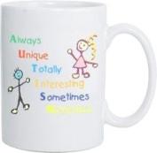 Autism Awareness Meaning Coffee Mug - 440ml