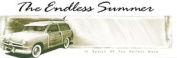 The Endless Summer Woody Station Waggon Classic Surfing Movie Film Poster Print 12x36