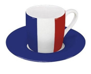 France - Espresso Cup and Saucer