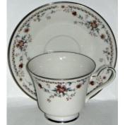 Noritake Adagio Cup & Saucer Set