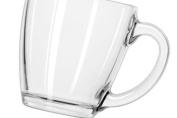 Libbey 15-1/60ml Tapered Mug, Box of 6, Clear
