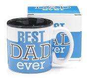 Best Dad Ever 380ml Coffee Mug Great for Fathers Day or Birthday