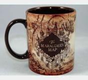 Wizarding World of Harry Potter Marauder's Map Ceramic Mug