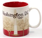 Starbucks Coffee 2011 Washington DC Mug, 470ml