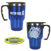 EE Exclusive Doctor Who TARDIS 410ml Travel Mug
