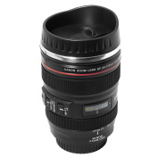 Best Gift Camera Stainless Lens cup EF 24-105mm Coffee Mug with Lid DC140