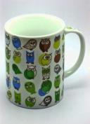 Owls Mug Cup