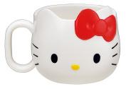 Hello Kitty Face Die-Cut Mug