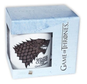 Game Of Thrones - White Ceramic Coffee Mug
