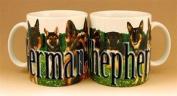German Shepherd - Coffee Mug