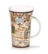 Dunoon Latin Phrases Mug -