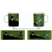 Dr.Who Heat Sensitive Dalek Mug ~ You will be Terminated