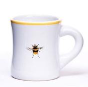 Honey Bee Mug Coffee or Tea Cup, 9.5cm