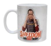 The Big Bang Theory Sheldon Ceramic Mug