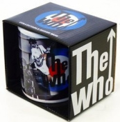 The Who Live On Stage Boxed Photo Mug