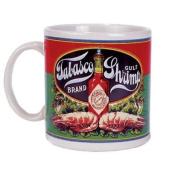 TABASCO Antique Label Shrimp Mug
