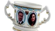 Aynsley Royal Wedding Engagement Loving Cup