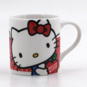 Hello Kitty Mini Mug: Apple