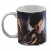 Doctor Who - 11th Doctor & Amy Pond Mug