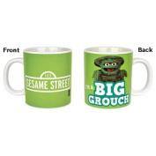 Sesame Street - Oscar The Grouch Giant Mug