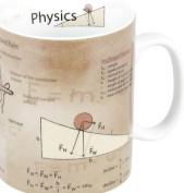 Konitz 440ml Science Physics Mugs, Assorted, Set of 4