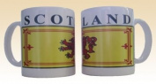 Scotland (Rampant Lion) - Coffee Mug