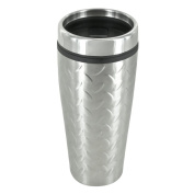 Smart Planet EC-57 Double-Wall Indestructible Stainless Steel Tumbler, 410ml