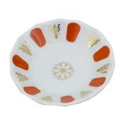 Traditional Style Porcelain Turkish Tea Glass Saucers