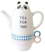 Tea For Two - Panda