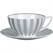 Wedgwood - Jasper Conran Platinum Striped, Teacup 0.25ltr