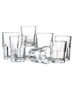 The Cellar Glassware, Elena 30 Piece Set