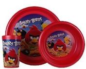 Angry Birds Dinnerware Set