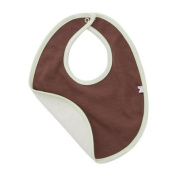 Baby Soy Signature Soft Bib - Chocolate