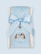 "Bearington Collection Waggles Burp Cloth"" """