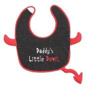 """Daddy's Little Devil"" Bib"