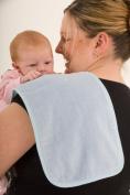 Mum 2 Mum Burp Cloth, Baby Blue