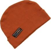 Baby Hat in Burnt Orange