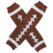 Football Touchdown - So Sydney Brand Leg Warmers - for my Infant, Baby, Toddler, Little Girl or Boy