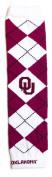 Licenced University of Oklahoma Baby & Kids Leg Warmers - argyle