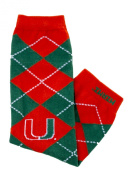 Licenced University of Miami Baby & Kids Leg & Arm Warmers