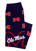 Licenced University of Mississippi - Ole Miss - Baby & Kids Leg Warmers
