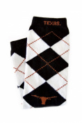 Licenced University of Texas Baby & Kids Leg & Arm Warmers - argyle