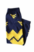 Licenced University of West Virginia - Large Logo - Baby & Kids Leg Warmers