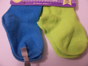 Max Grey Baby Socks ~ Set of 2, 6-12 Months