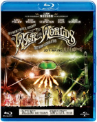 Jeff Wayne's Musical Version of the War of the Worlds [Region B] [Blu-ray]