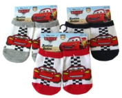 Disney Pixar character booties- Cars baby socks size 6-12 months