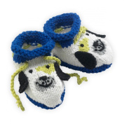 Joobles Organic Baby Booties - Pip the Dog
