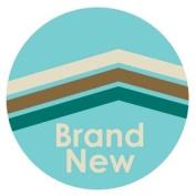 Lucy Darling Shop New Born Baby Sticker - Baby Boy - Chevron