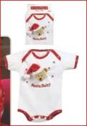 Santa Baby Baby Nappy Shirt